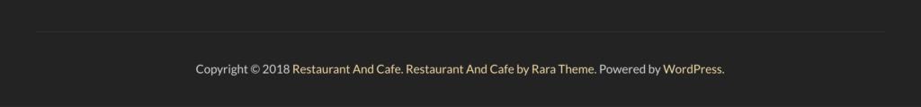 8bb6381b45ca8e29cecdf76a0fac9cc6 1024x119 - WordPressのRara Themeのフッター文字を消したい!(Restaurant and Cafe)