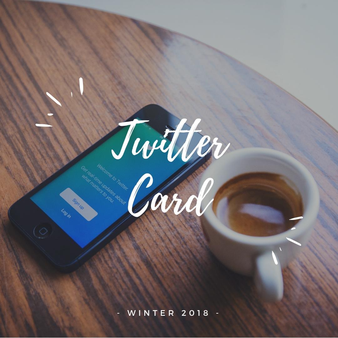 Top page 1 - 【解決策】OGP設定をしているのにTwitterでカードが表示されない